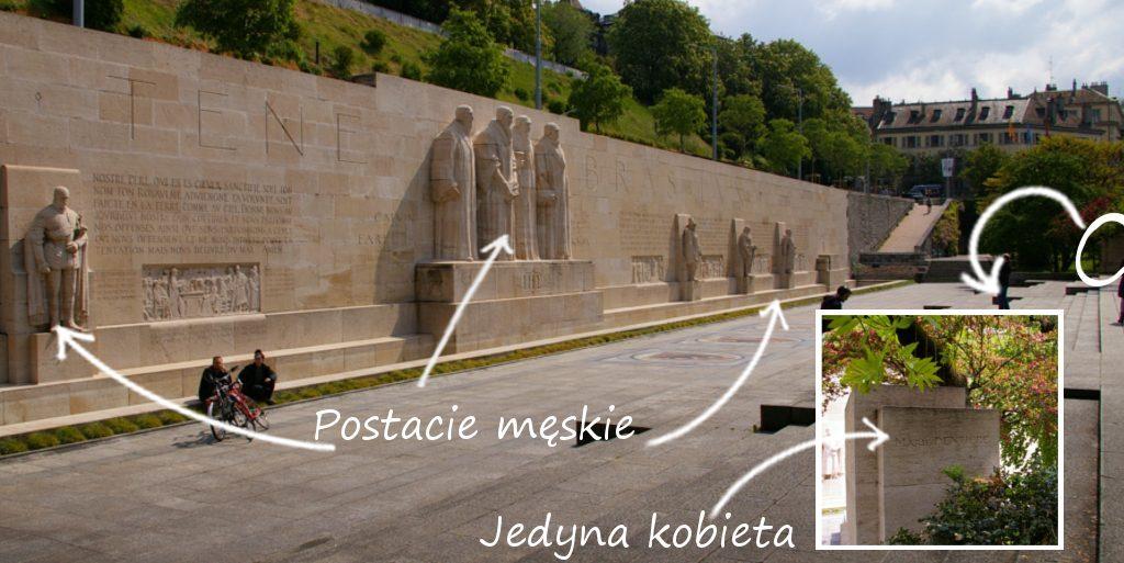 Pomnik Genewa