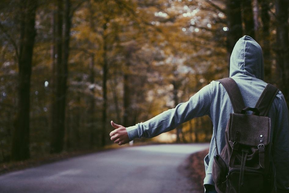 Dlaczego podróżuję autostopem?