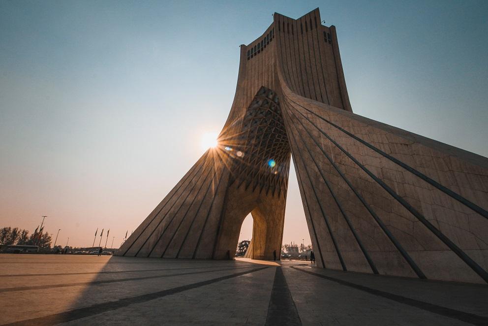 Iran pierwsze wrażenia