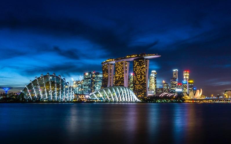 Przesiadka w Singapurze