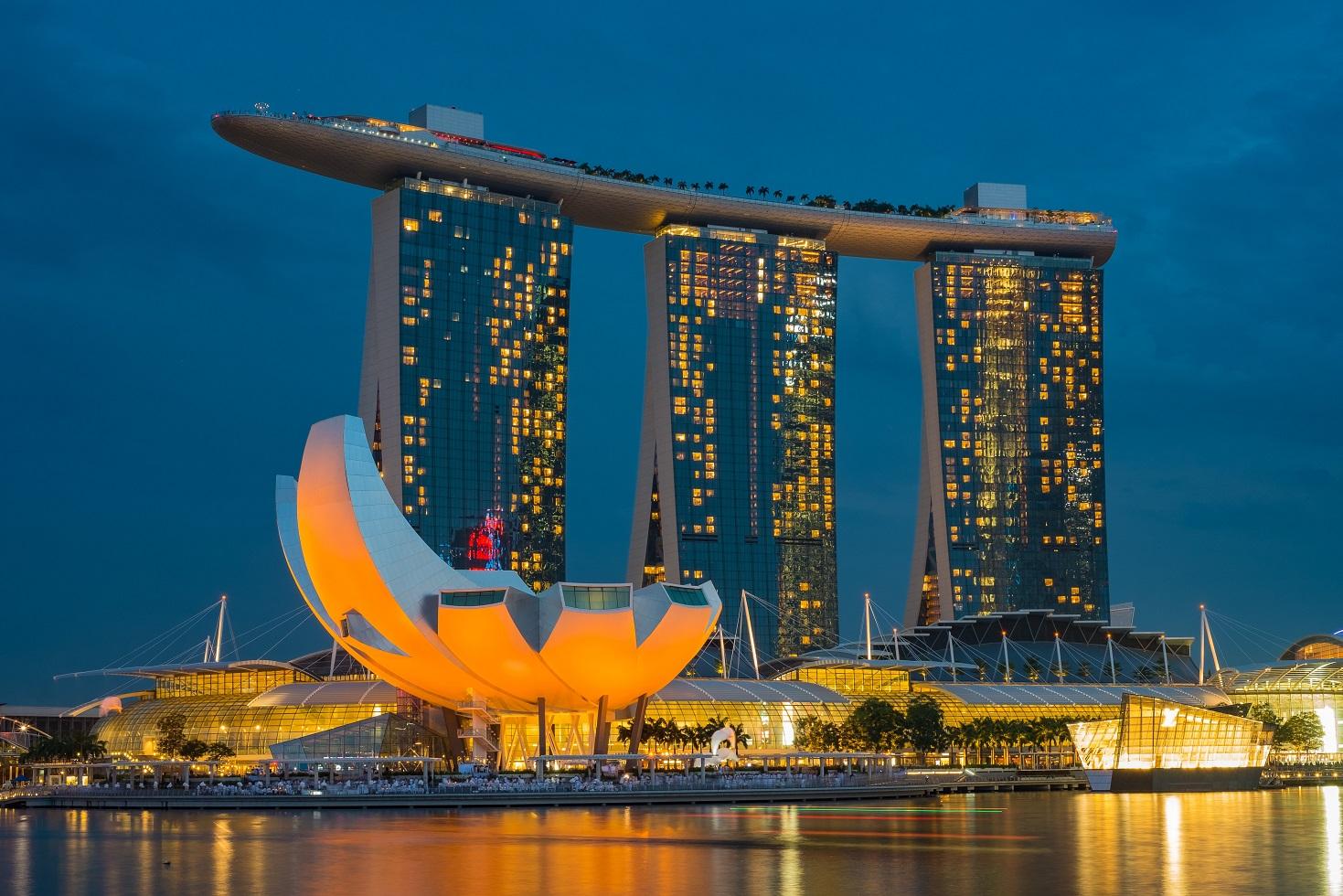 Singapur informacje praktyczne