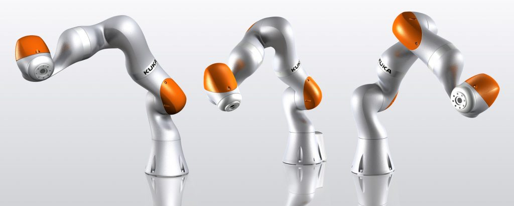 Roboty współpracujący