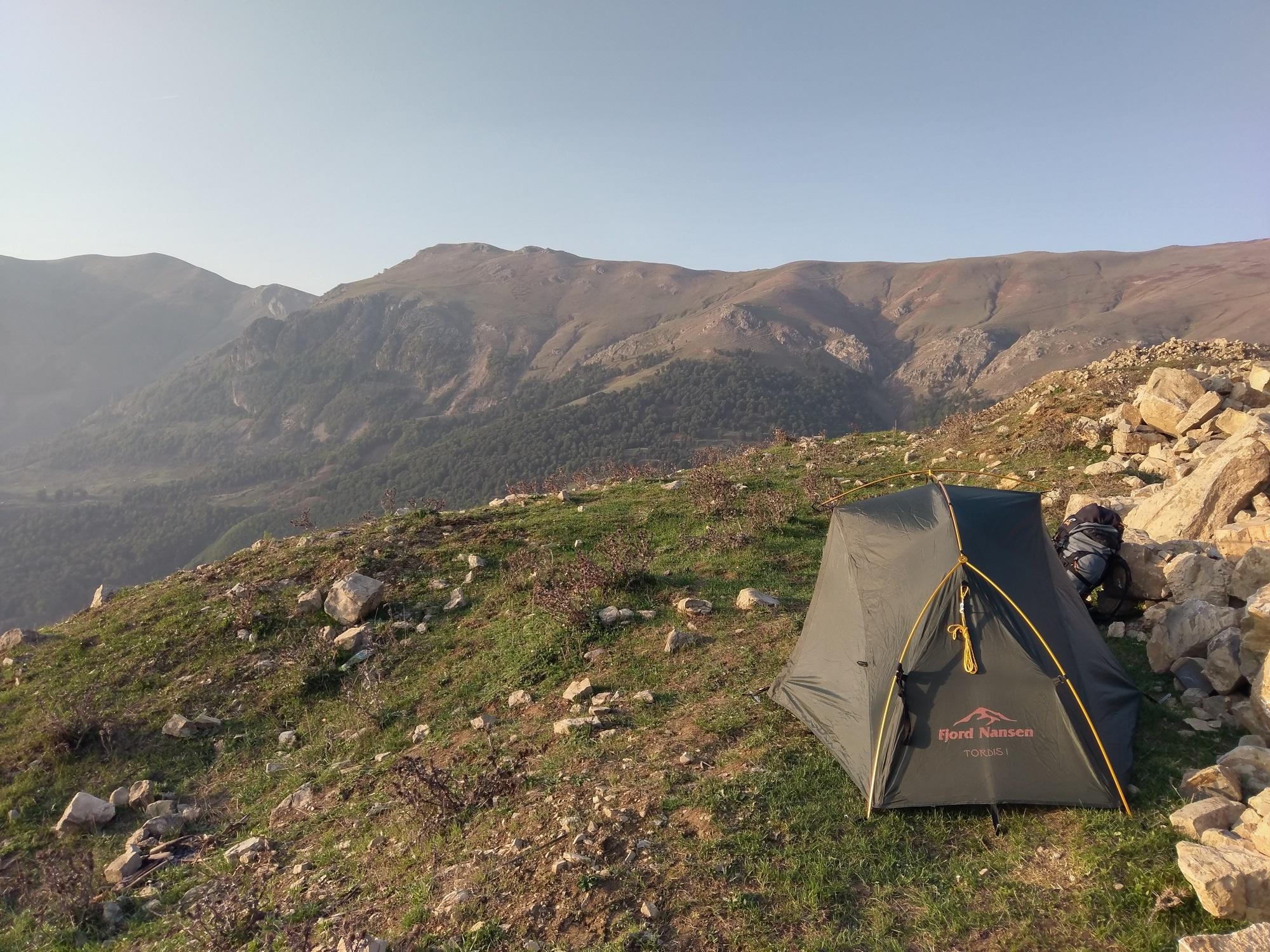 Święta w irańskich górach